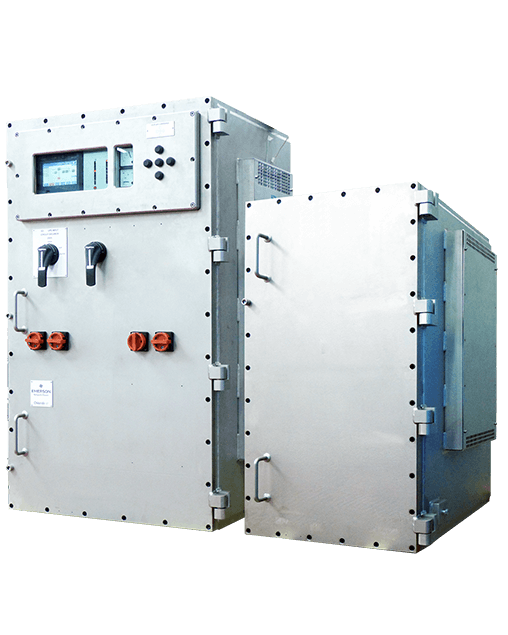 Air and Power Solutions Chloride XP-90Z Increased Safety AC UPS System