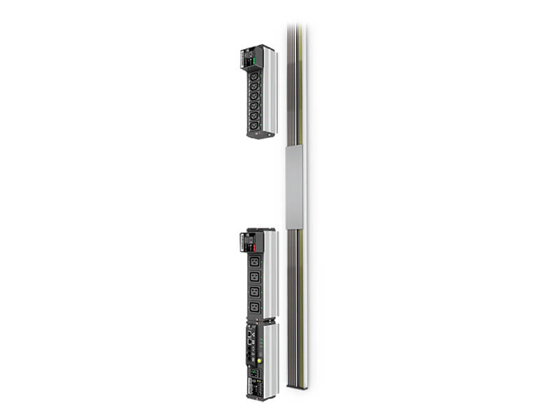 "Air and Power Solutions Vertiv MPX Adaptive Rack PDU – ""Elementary"" Branch Receptacle Modules"