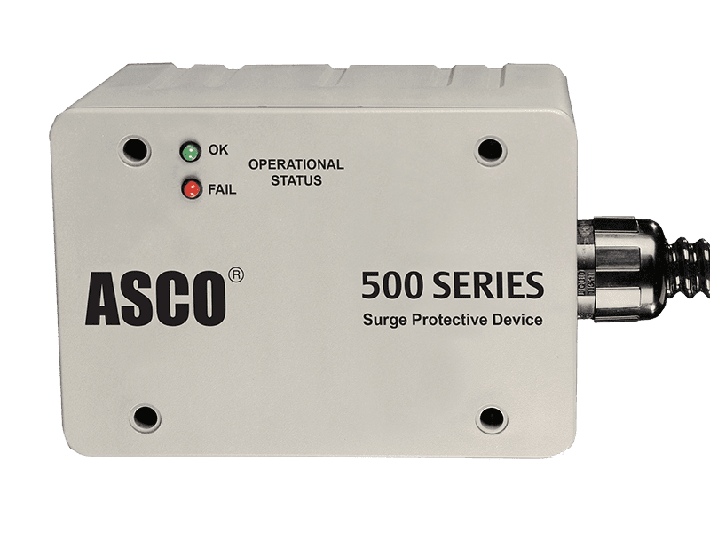 Air and Power Solutions ASCO Model 510 Surge Protective Device