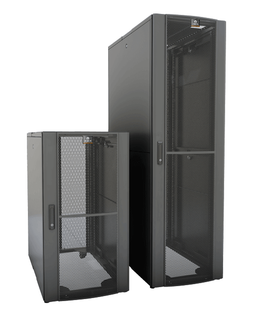 Air and Power Solutions DCF Optimized Rack System