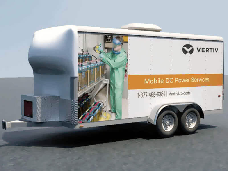 Air and Power Solutions Mobile DC Power Services