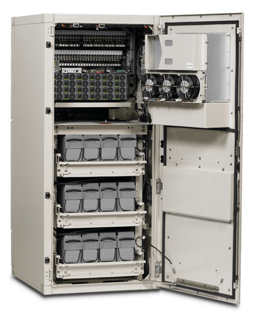 Air and Power Solutions Vertiv XTE 601P Series