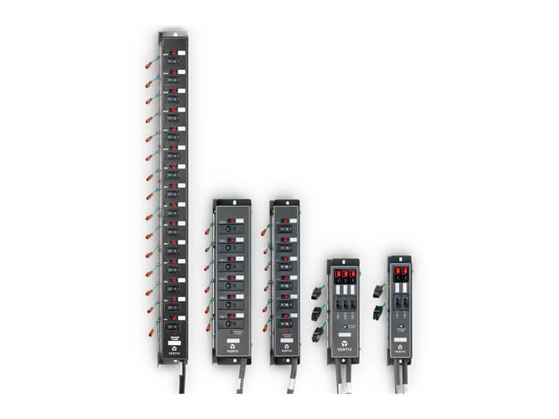 Air and Power Solutions NetSure RDB Basic Rack PDUs